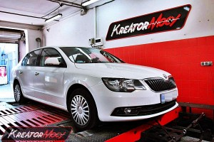 Chip tuning Skoda Superb II 1.4 TSI 125 KM