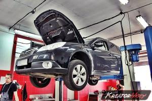 Zapchany DPF Subaru Outback 2.0 Boxer Diesel 150 KM