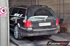 Chip tuning VW Passat B5 1.9 TDI 110 KM
