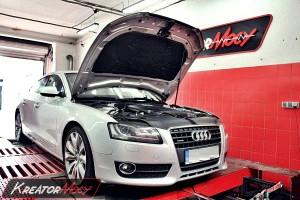 Podniesienie mocy Audi A5 2.0 TDI 170 KM