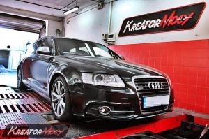 Podniesienie mocy Audi A6 Allroad C6 2.7 TDI 180 KM