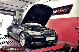 Chip tuning BMW 3 E90 330d 231 KM