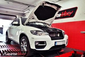 Chip tuning BMW X6 E71 3.0d 245 KM