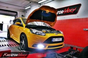 Chip tuning Ford Focus ST MK3 2.0 250 KM