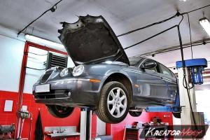 Usuwanie DPF Jaguar S Type 2.7D 207 KM