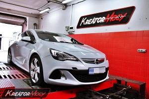Chip tuning Opel Astra J OPC 2.0 Turbo 280 KM