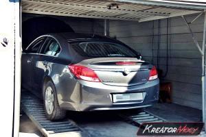 Chip tuning Opel Insignia 2.0 CDTI 130 KM