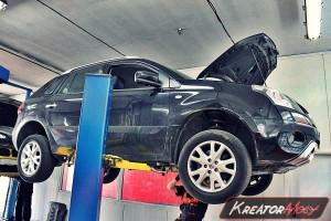 Usuwanie DPF Renault Koleos 2.0 DCI 150 KM