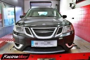 Filtr FAP Saab 9-3 1.9 TTID 180 KM