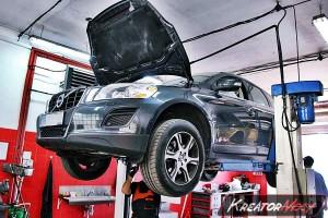 Usuwanie DPF Volvo XC60 2.0 D4 163 KM