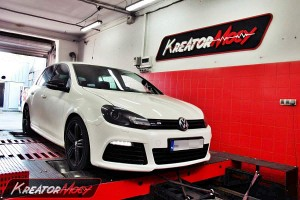 Chip tuning VW Golf VI R 2.0 TSI 270 KM