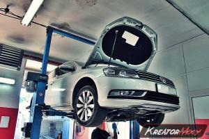 Usuwanie DPF VW Passat B7 2.0 TDI 140 KM