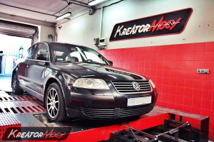 Chip tuning VW Passat B5 1.8T 150 KM