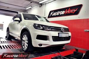 Tuning VW Touareg 3.0 TDI 245 KM