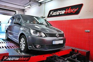 Chip tuning VW Touran II 2.0 TDI 170 KM