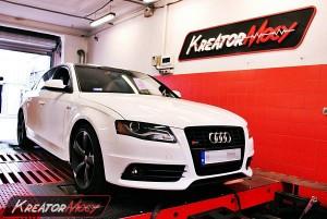 Chip tuning Audi S4 B8 3.0 TFSI 333 KM