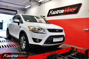 Chip tuning Ford Kuga 2.5T 200 KM