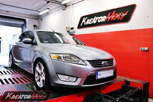 chip tuning ford mondeo mk4 2 0 tdci 136 km kreator mocy. Black Bedroom Furniture Sets. Home Design Ideas