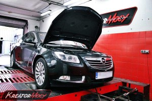Chip tuning Opel Insignia 2.0 CDTI 130 PS