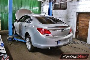 Usuwanie DPF Opel Insignia 2.0 CDTI 130 KM