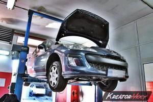 Usuwanie FAP Peugeot 308 1.6 HDI 109 KM