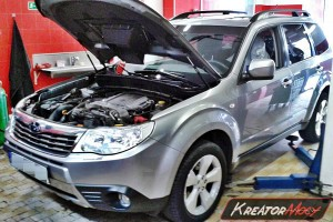 Zapchany DPF Subaru Forester 2.0 Diesel 150 KM