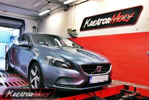 Chip tuning Volvo V40 1.6 Turbo 150 KM