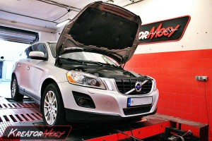 chip tuning volvo xc60 2 4 d5 205 km kreator mocy. Black Bedroom Furniture Sets. Home Design Ideas