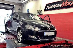 Podniesienie mocy VW Polo 6R 1.6 TDI 90 KM