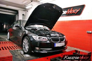 Chip tuning BMW 3 E93 325D 204 KM