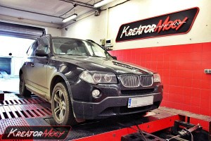 chip tuning bmw x3 e83 30d xdrive30d 218 km kreator. Black Bedroom Furniture Sets. Home Design Ideas