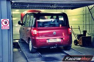 Chip tuning Fiat Multipla 1.9 JTD 115 KM