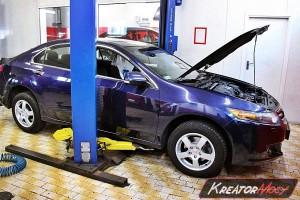 Uszkodzony DPF Honda Accord 2.2 i-DTEC 150 KM