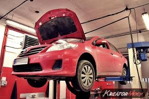 Usuwanie DPF Toyota Corolla 1.4 D4D 90 KM