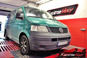 chip tuning volkswagen t5 1 9 tdi 86 km kreator mocy. Black Bedroom Furniture Sets. Home Design Ideas