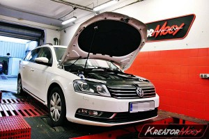 Chip tuning VW Passat B7 1.6 TDI 105 KM