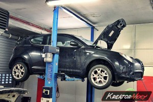 Zapchany DPF Alfa Romeo MiTo 1.3 MultiJet 95 KM