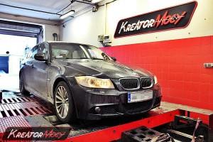 Chip tuning BMW 3 E90 335i 306 KM