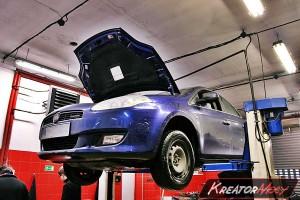 Usuwanie DPF Fiat Bravo 1.9 MultiJet 120 KM
