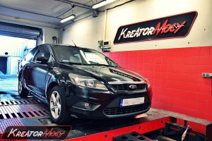 Chip tuning Ford Focus MK2 2.0 145 KM