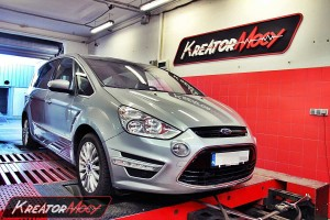 Chip tuning Ford S-MAX 2.0 TDCI 140 KM