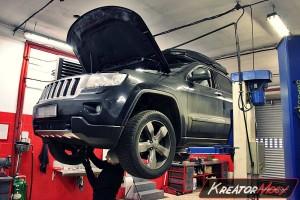 Zapchany DPF Jeep Grand Cherokee WK2 3.0 CRD 240 KM