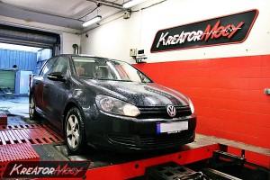 Podniesienie mocy VW Golf 6 1.6 TDI 90 KM