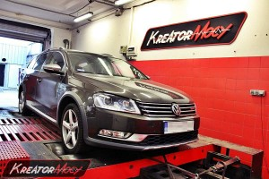 Chip tuning VW Passat B7 2.0 TSI 210 KM