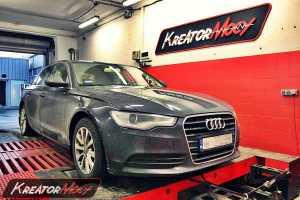 Chip tuning Audi A6 C7 2.0 TDI CR 177 KM