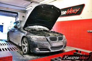 Chip tuning BMW E90 318d 136 KM