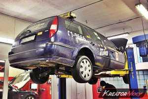 Usuwanie DPF Ford Mondeo MK3 2.0 TDCI 115 KM