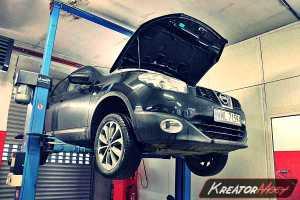 Problem DPF Nissan Qashqai 2.0 DCI 150 KM