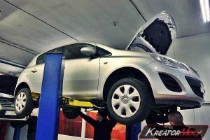 Filtr DPF Opel Corsa D 1.3 CDTI 75 KM