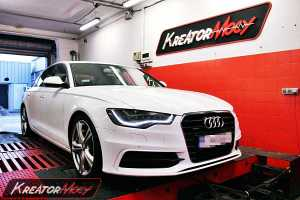 Chip tuning Audi A6 C7 3.0T 310 KM